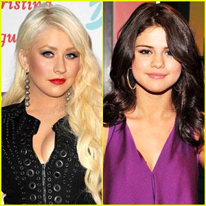 Christina Aguilera & Selena Gomez Lead Alma Award Noms!
