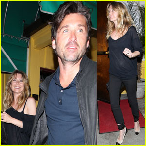 Patrick Dempsey Photos News And Videos Just Jared Page 23