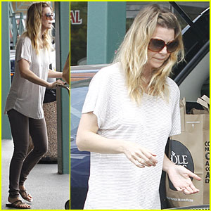 Ellen Pompeo: Whole Foods Run!