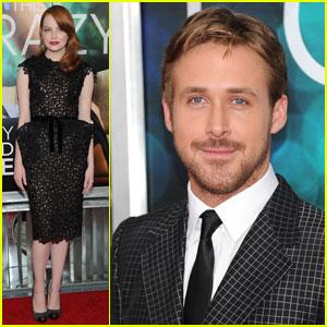 Emma Stone & Ryan Gosling: 'Crazy, Stupid, Love' Premiere!