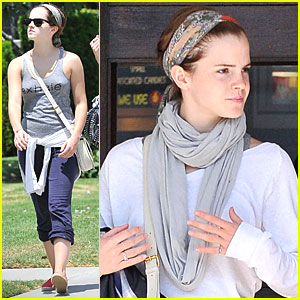 Emma Watson: Let's Go to the Movies!