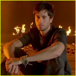 Enrique Iglesias: 'Ayer' Video Premiere!