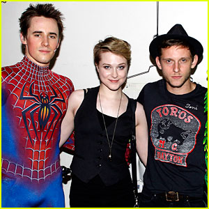 Evan Rachel Wood & Jamie Bell: Back Together?