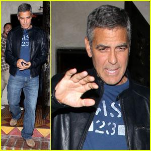 George Clooney: Emotionally Unavailable?