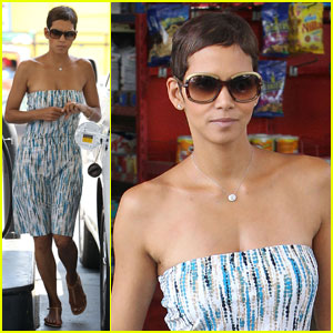 Halle Berry: Seeing A Psychic?
