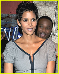 Intruder Arrested at Halle Berry's Home