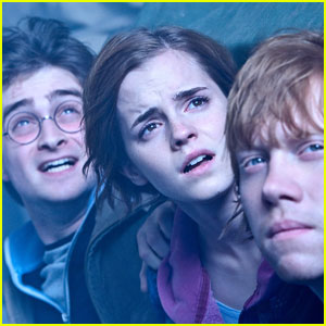 'Harry Potter & the Deathly Hallows - Part 2' Stills!