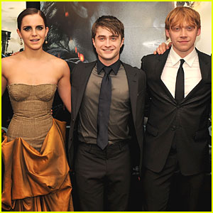 'Harry Potter' Tops Box Office