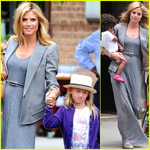 Heidi Klum: 'One Day You're In & the Next Day You're Out'