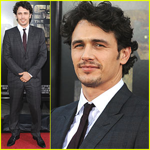 James Franco: 'Rise of the Planet of the Apes' Premiere