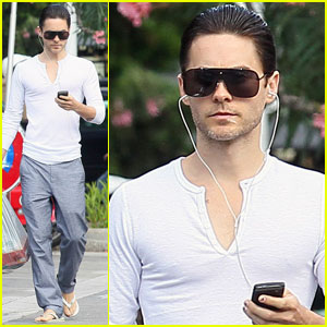 Jared Leto: 30 Seconds to Mars Scores 3 VMA Nominations!