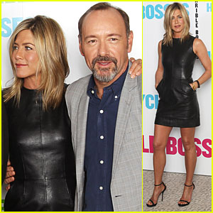 Jennifer Aniston: 'Horrible Bosses' London Photo Call
