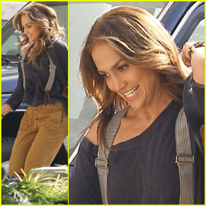 Jennifer Lopez: 'What to Expect' in Atlanta!