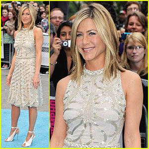 Jennifer Aniston: 'Horrible Bosses' UK Premiere!