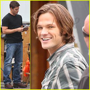 Jensen Ackles: Directing 'Supernatural' Episode!