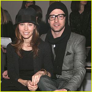 Justin Timberlake & Jessica Biel Reunite?