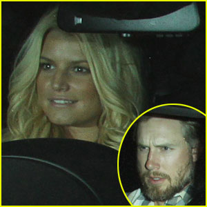 Jessica Simpson & Eric Johnson: Nobu Night Out!