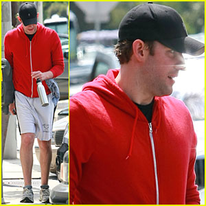 John Krasinski: Beverly Hills Workout