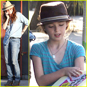 Julianne Moore: Venice Stroll with Liv!