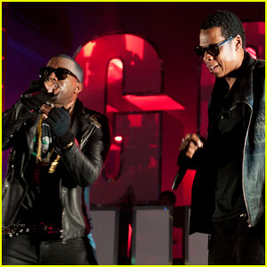 Jay-Z & Kanye West: 'Otis' First Listen!