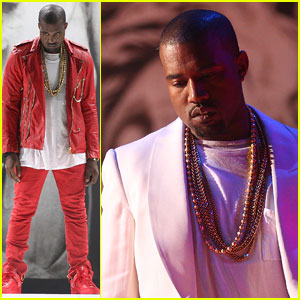 Kanye West: Splendour in the Grass Music Festival!