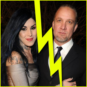 Jesse James & Kat Von D Split
