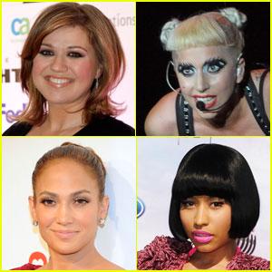 Kelly Clarkson & Lady Gaga: iHeartRadio Music Festival Lineup Announced!