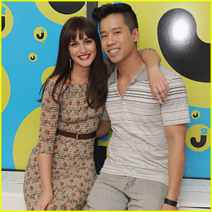 Leighton Meester: Just Jared Video Interview!