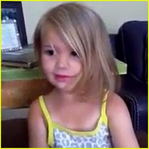 Britney Spears: Niece Maddie Covers 'Up N' Down'!