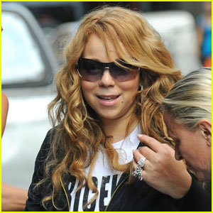 Mariah Carey: 'X Factor' Mentor?
