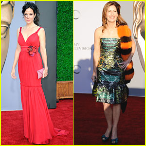 Mary-Louise Parker & Dana Delany - BAFTA Brits to Watch Gala
