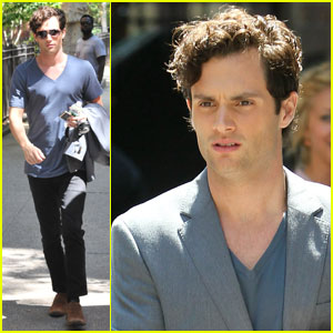Penn Badgley: 'Margin Call' Trailer!