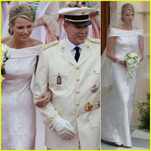 Prince Albert & Princess Charlene: Monaco Royal Wedding!