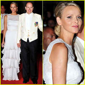 Prince Albert & Princess Charlene: Wedding Dinner & Fireworks!