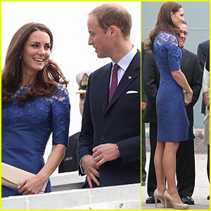 Prince William & Kate: Bonjour, Quebec City!