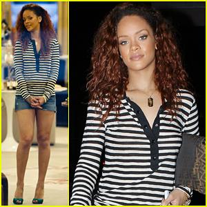 Rihanna: Saks Fifth Avenue Shopper!