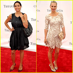 Rosario Dawson & Molly Sims: Foundation Polo Challenge!