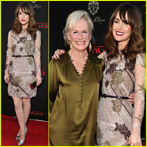 Rose Byrne: 'Damages' Season 4 Premiere with Glenn Close!