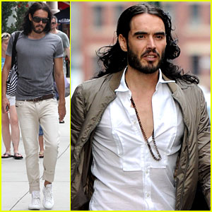 Russell Brand: HP TouchPad Commercials!