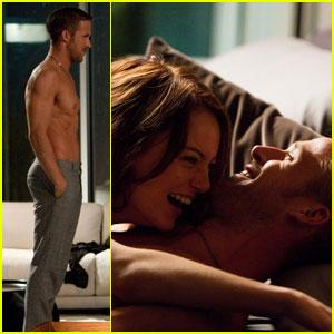 Ryan Gosling & Emma Stone: 'Crazy, Stupid, Love' Stills!