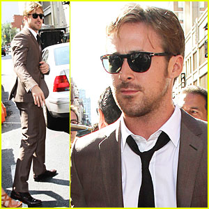 Ryan Gosling Talks Mickey Mouse Club