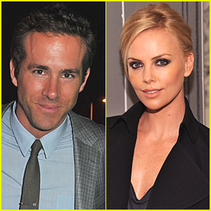 Ryan Reynolds Dating Charlize Theron?