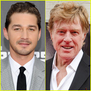 Shia LaBeouf Cast in 'Company You Keep' with Robert Redford