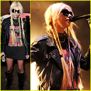 Taylor Momsen: Wireless Festival with The Pretty Reckless!