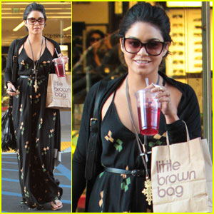 Vanessa Hudgens: I Don't Recognize Myself!