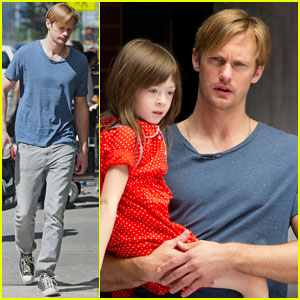 Alexander Skarsgard: I Won't Bite 'True Blood' Fans!