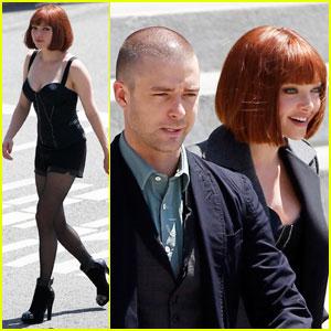 Amanda Seyfried & Justin Timberlake Go Back 'In Time'