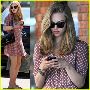 Amanda Seyfried: Justin Timberlake 'Had to Fall in Love With Her!'