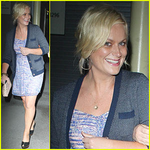 Amy Poehler: 7 Minutes in Heaven!