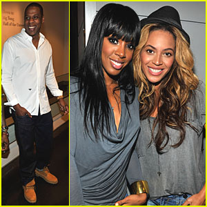 Beyonce & Jay-Z: 'Watch The Throne' Listening Event!